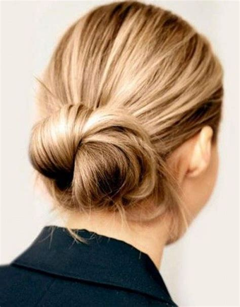 side view of pulled back hair in a bun best 10 pulled back hairstyles ideas on pinterest