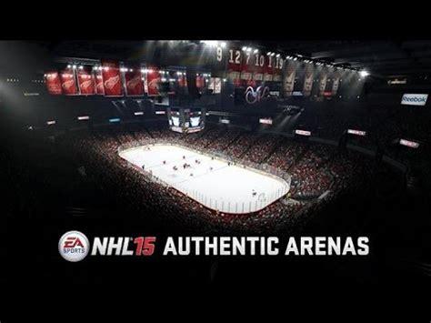 nhl 15 next gen vs current gen graphics comparison hd nhl 15 new authentic arenas quot nhl 15 next gen graphics