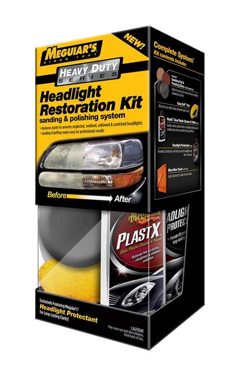 Headlight Restoration Kit by Meguiar S G3000 Heavy Duty Headlight Restoration Kit Ebay