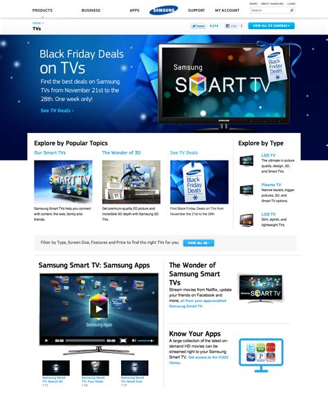 samsung black friday on behance