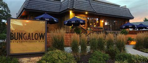 the bungalow restaurant your neighbourhood hub