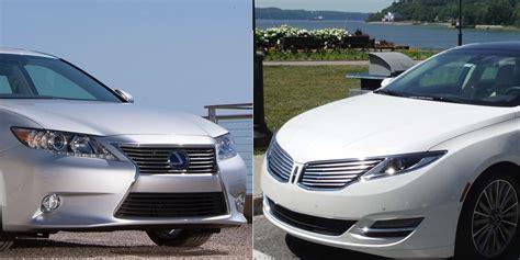 camry hybrid vs lexus es300h lexus es300h vs camry hybrid