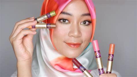 Eyeshadow Gili Lombok mini tutorial review with sariayu color tren 2017 inspirasi gili lombok