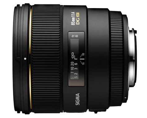 Specs Sigma Sigma 85mm F 1 4 Ex Dg Hsm Specifications And Opinions Juzaphoto