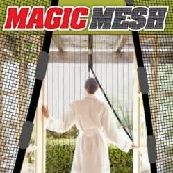 Magic Mesh Garage Door Magic Mesh Screen Magnetic Screen Door Asseenontv Shop