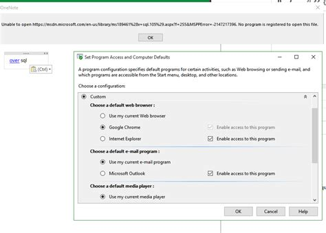 xp setup not working windows 10 unable to set chrome as default browser
