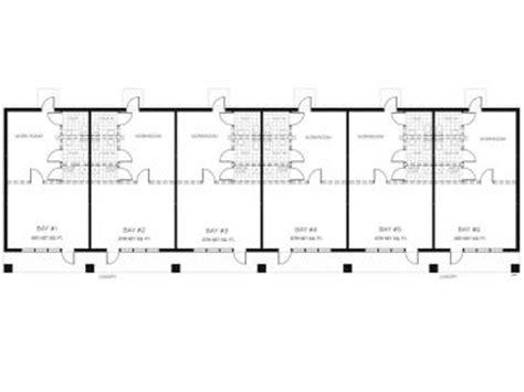 strip mall floor plans strip mall floor blueprints unique house plans home