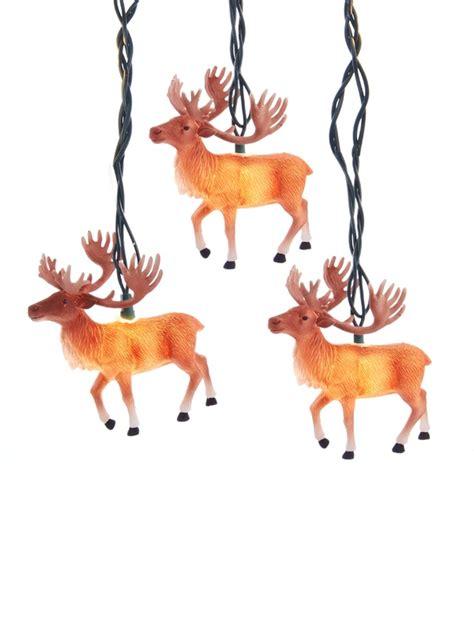 Replacement Lights For Outdoor Reindeer Replacement Lights For Outdoor Reindeer White Wire Reindeer Replacement Lights 50 Clear 1 8