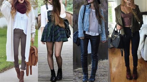 cute   school outfits fall college outfit ideas