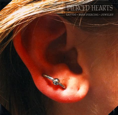 tattoo parlor baby piercing ears pierced hearts tattoo parlor