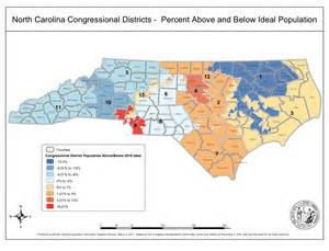 carolina congressional map exile on jones redistricting