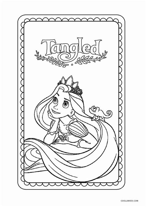 coloring printables free printable tangled coloring pages for cool2bkids