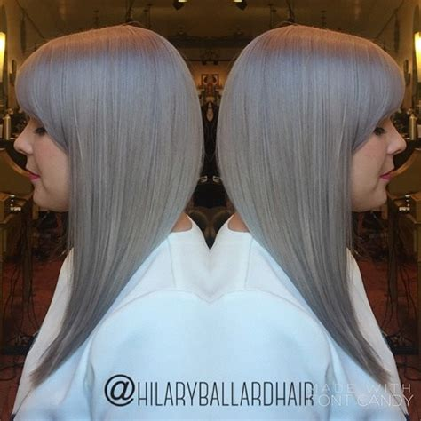 long angled bob with bangs 40 picture perfect hairstyles for long thin hair