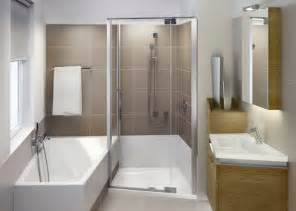 duschkabine für badewanne badezimmer moderne badezimmer mit dusche und badewanne