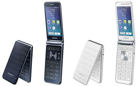 how to flip a on android samsung adds some power to its android flip phone