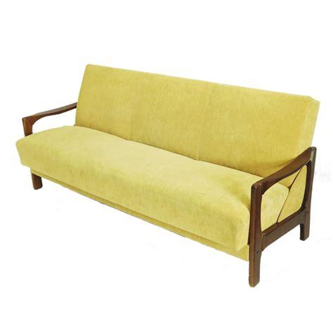 yellow sofa for sale vintage yellow sofa for sale at pamono