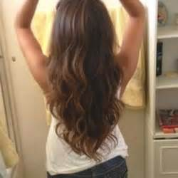 shape hair long layered v shaped haircut