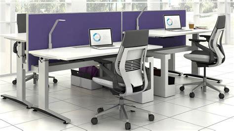Sit2stand Adjustable Office Desks Tables Steelcase Steelcase Office Desk
