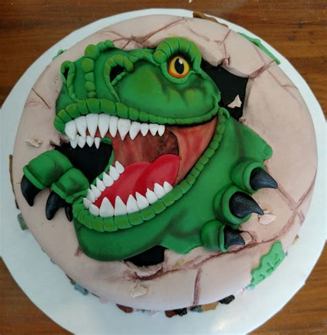 t rex cake template t rex dinosaur cakecentral