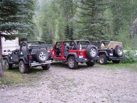 big red jeep 2007 jeep wrangler jk 4 door quot big red quot