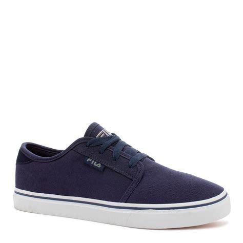 fila s easterly canvas athletic shoe navy shop