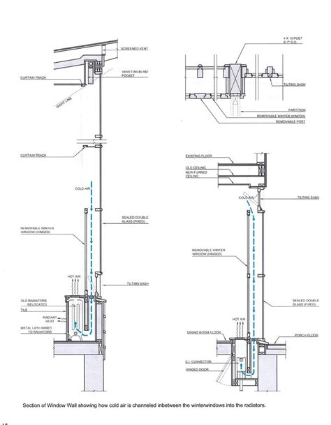 wall section drawing 36 best architectural detailing images on pinterest