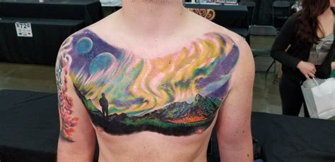 tattoo charlies borealis done by embry charlies