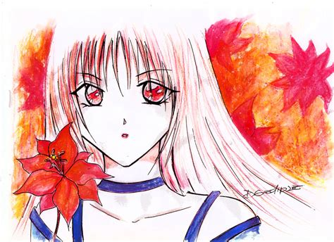 Aya Migake From Ayashi No Ceres By Dgeclipse On Deviantart