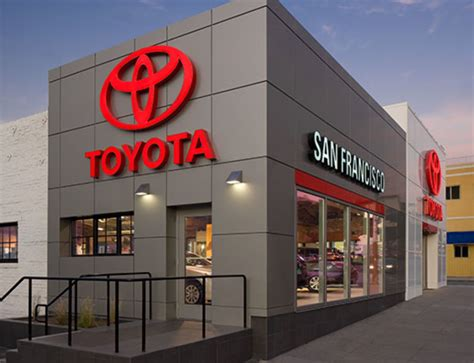Toyota Dealership San Francisco Landrover Marin Midstate Construction