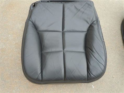 jeep xj leather seat covers buy 93 98 jeep grand leather front left seat