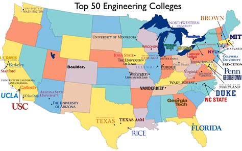 Top Universities In Usa For Mba Without Work Experience by File Top 50 Engineering Schools In The Us Png Wikimedia