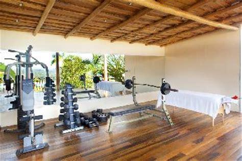 fitnessraum privat villa nosara finca austria resort de nosara villa costa