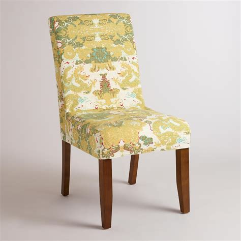 anna slipcover chair dragon anna chair slipcover world market