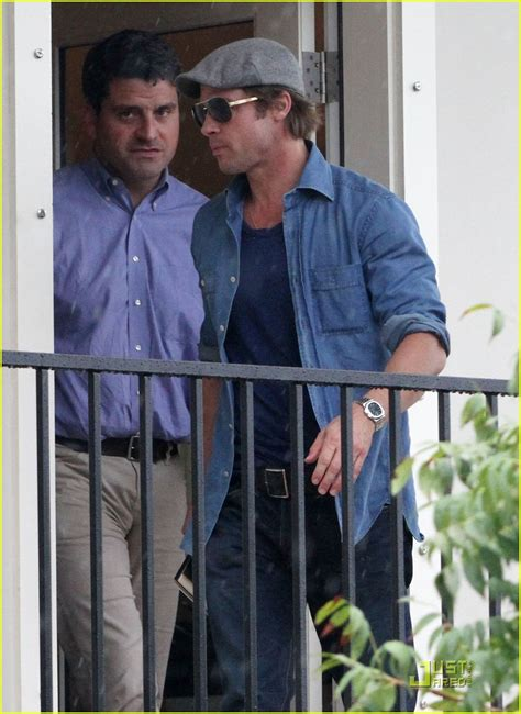 Background Check New Orleans Brad Pitt Checks Up On New Orleans Photo 2475873 Brad Pitt Pictures Just Jared