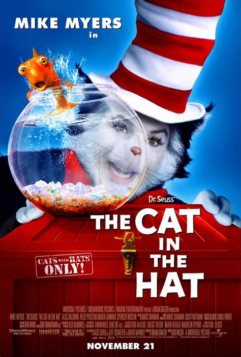 The Cat In The Hat by Dr Seuss The Cat In The Hat Movieguide Reviews