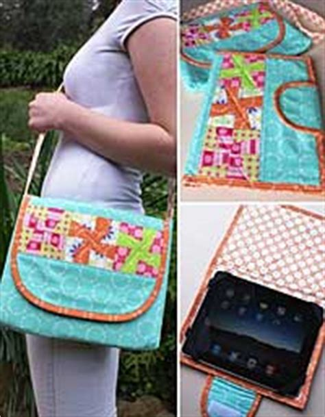 ipad tote bag pattern quilted ipad case pattern