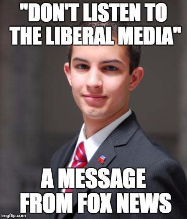 College Conservative Meme - college conservative imgflip