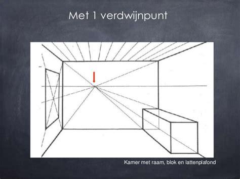 Perspectief Tekenen Interieur by Tekenen Met Perspectief
