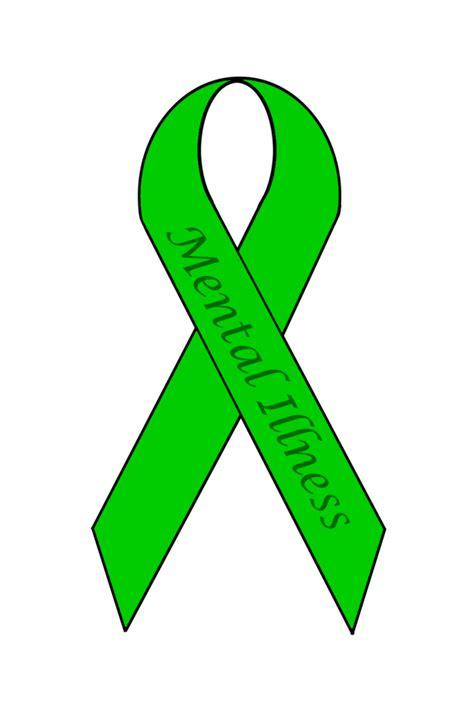 depression ribbon color mental illness awareness week 2013 nami south bay