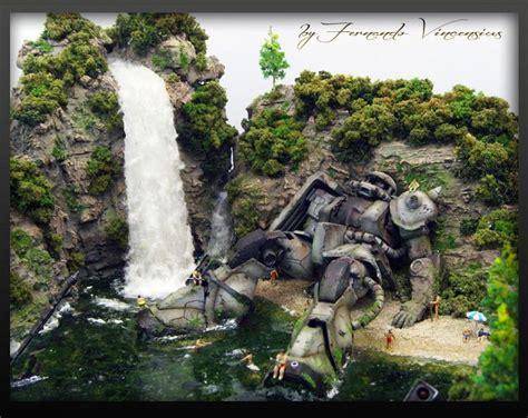 Diorama Gundam Gunpla 294 best gunpla model images on