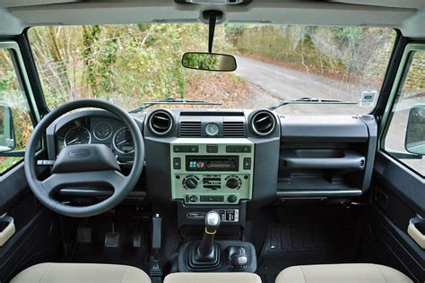 2015 land rover defender interior 2015 land rover defender review digital trends