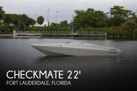 used checkmate boats for sale in florida checkmate new and used boats for sale