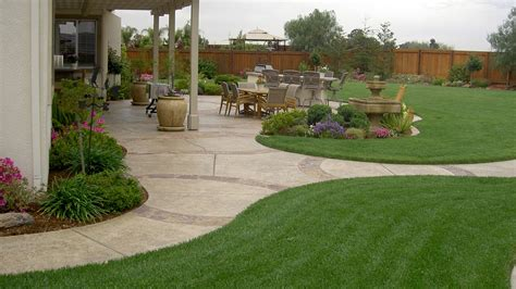 imagenes jardines residenciales baag landscaping
