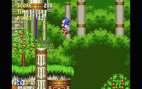 marble garden zone sonic the hedgehog 3 complete marble garden zone act 2