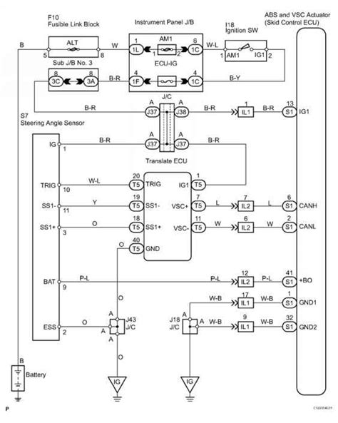 abs prius diagram 11 wiring diagrams repair wiring scheme