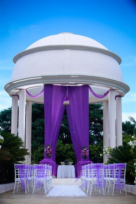 8 Cool Destination Weddings by It Doesn T Get More Majestic Than This Gazebo For Your