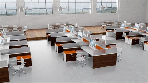 trendy modular office furniture modern workstations cool