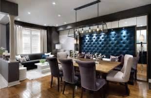 living and dining room design chaises de salle 224 manger en velours une invitation