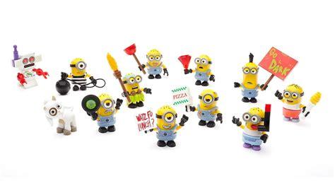 Despicable Me 11 despicable me micro figures series 11 mega bloks