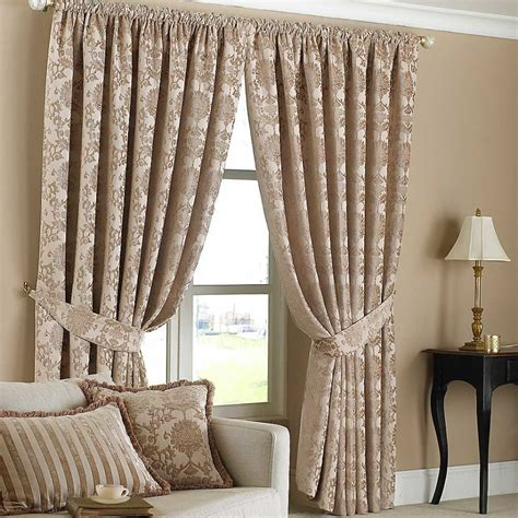 Beige And Pink Curtains Decorating Living Room Handsome Image Of Curtain Drapes For Living Rooms Decoration Using Light Beige